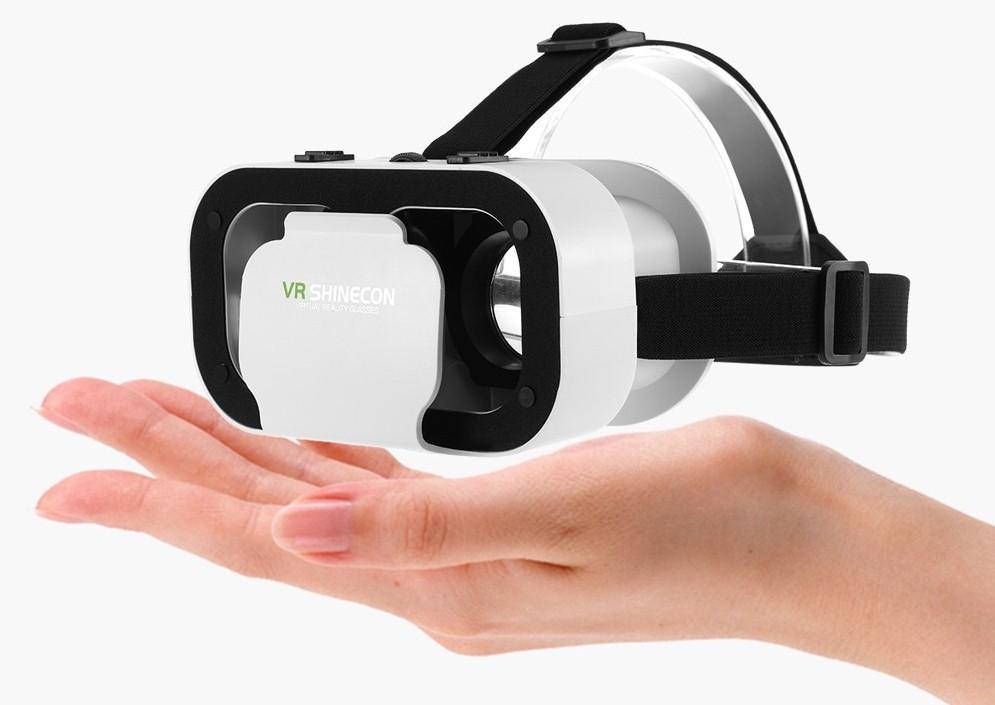 3D очки виртуальной реальности+ Bluetooth gamepad controller