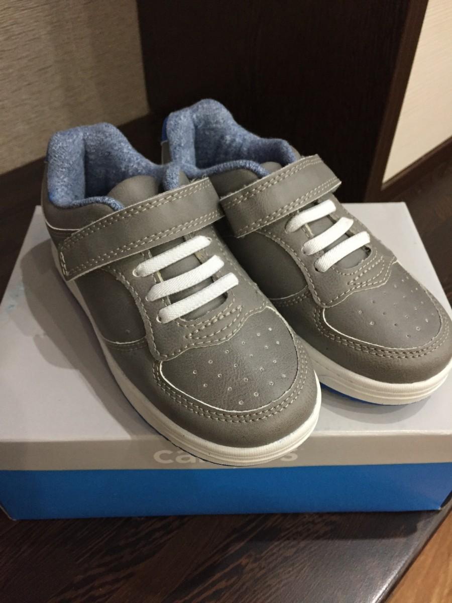 Кеды, кроссовки, ботинки Carters НОВЫЕ