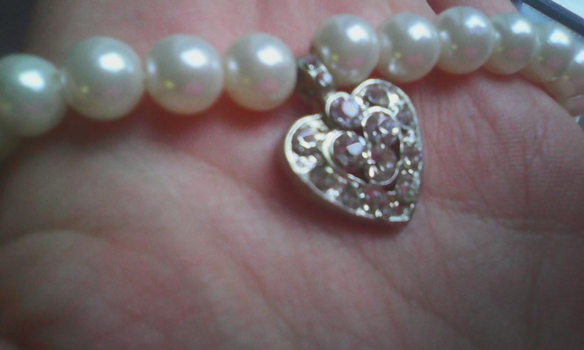 Ожерелье для невесты