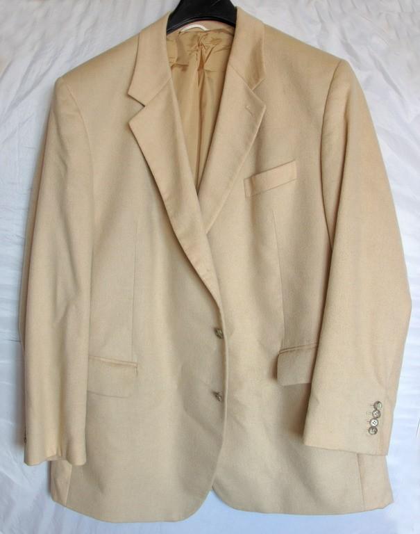 Пиджак шерстяной GIORGIO CIPRANDI, размер XXL - 45-46, Германия