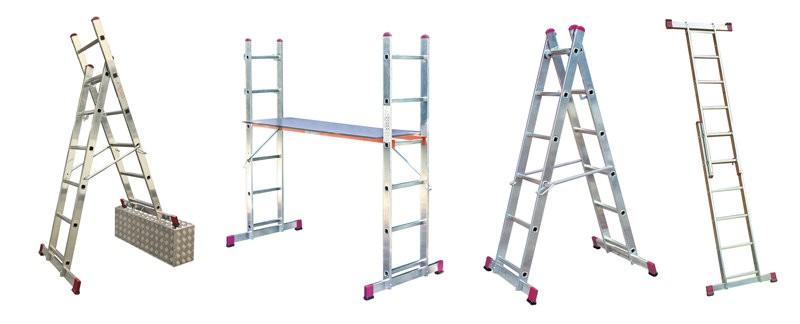 Помост-лестница 2x6