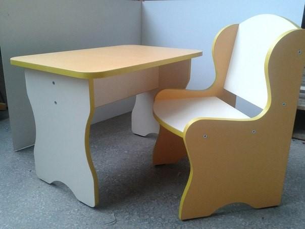 Детский стул стол парта