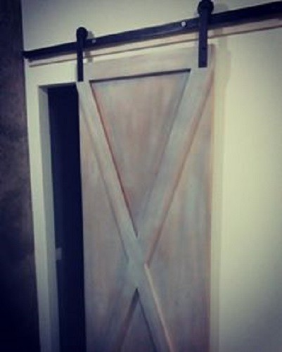 Амбарный механизм для раздвижной двери. Борисполь