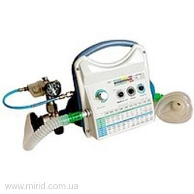 Аппарат искусственной вентиляции легких А-ИВЛ/ВВЛ-ТМТ, портативный