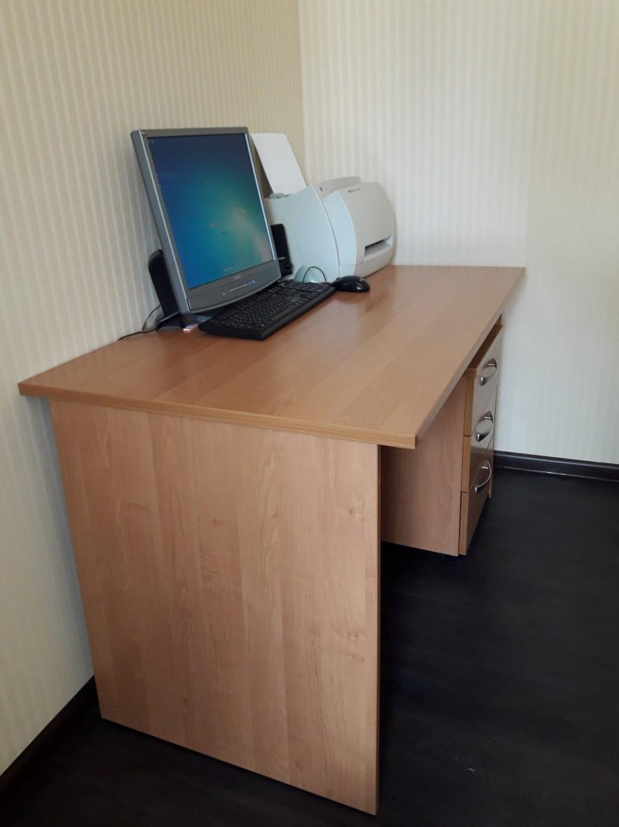 Стол офисный письменный с БОНУСом!!!