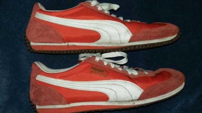 Продам кроссовки Puma Whirlwind Classic