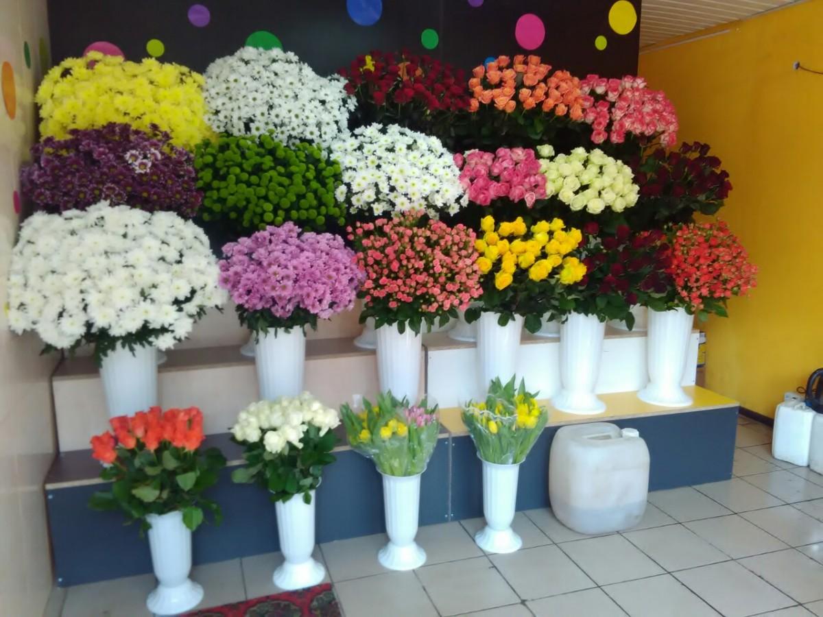 Цветочный магазин, готовый бизнес
