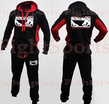 Спортивный костюм Bad Boy Red Star - оплата при получении!