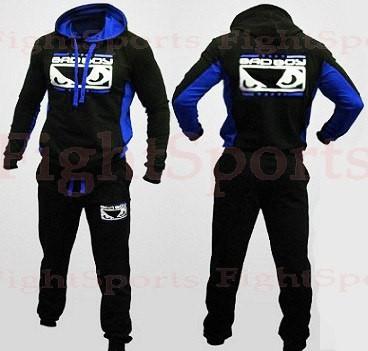 Спортивный костюм Bad Boy Blue Star - оплата при получении!