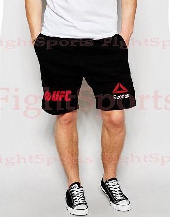 Шорты UFC Reebok BLACK - оплата при получении!