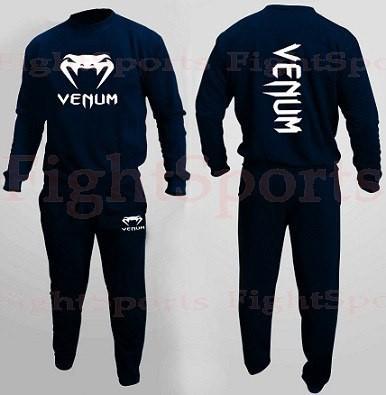 Спортивный костюм VENUM Blue - оплата при получении!