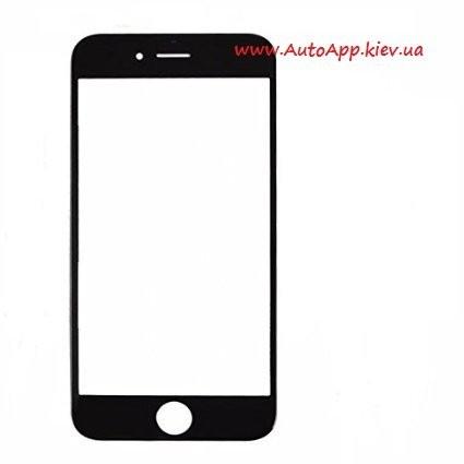 Стекло для Iphone 6/6s Черное/Белое ОРИГИНАЛ!