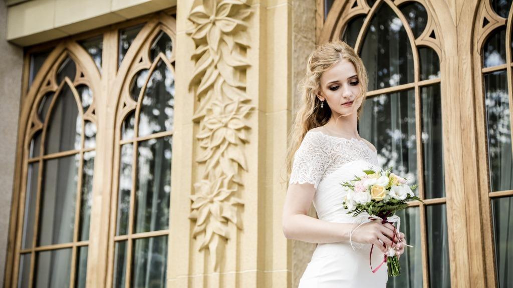 Продам свадебное платье фирмы Rosalli