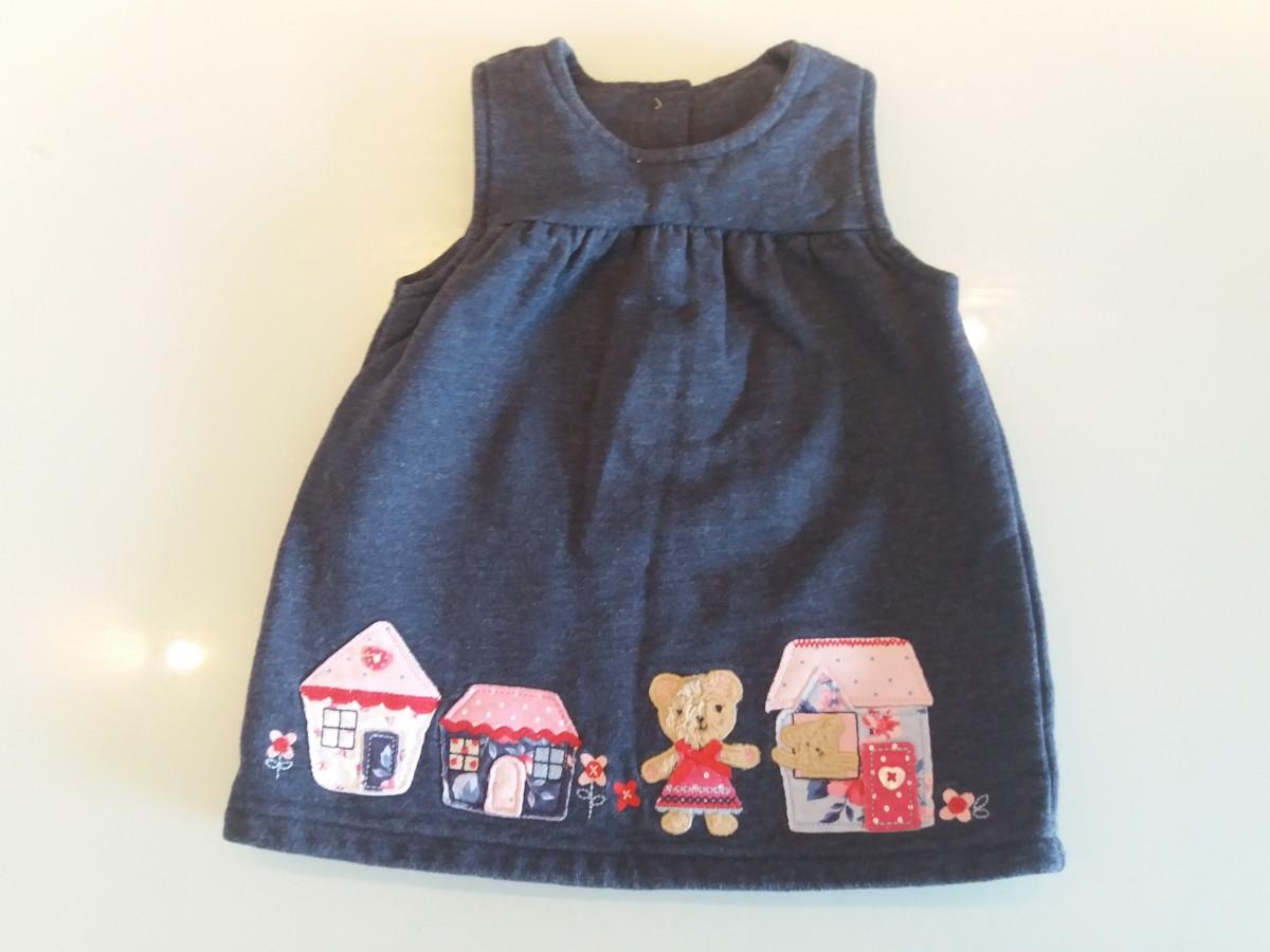 Платье, сарафан для девочки ( от 3 до 6 мес.)