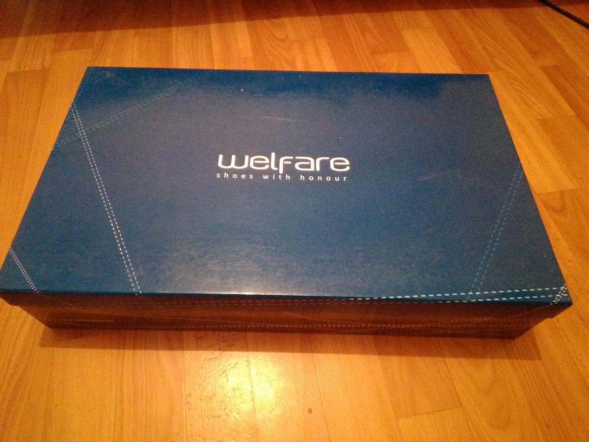 Сапожки Welfare (демисезонные)
