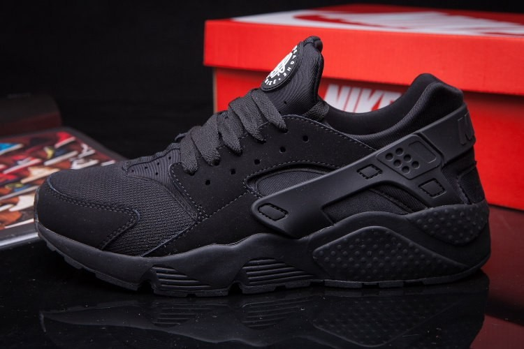 2cf610d5 Кроссовки Nike Air Huarache черные: 799 грн - Мода и стиль / Одежда ...