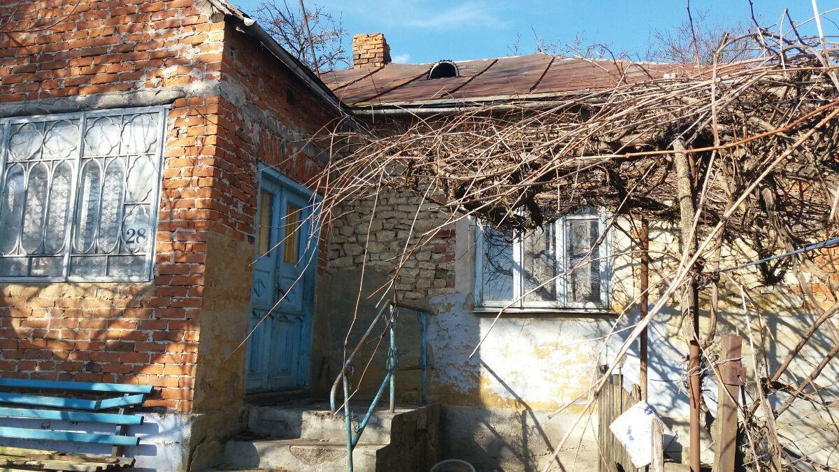 Будинок з ділянкою в с.Мужилів Підгаєцького району