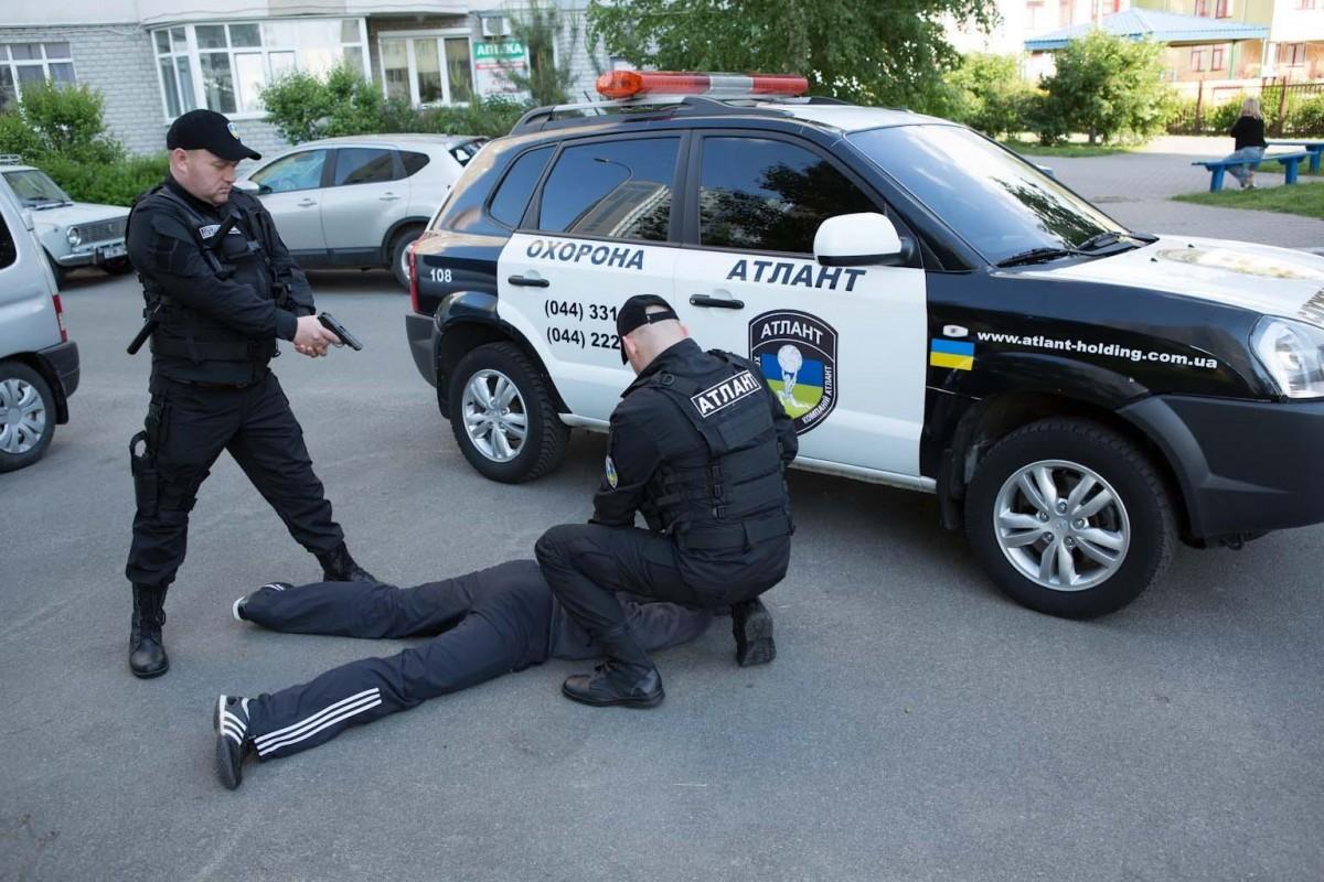 Охрана автозаправок (предлагаю)