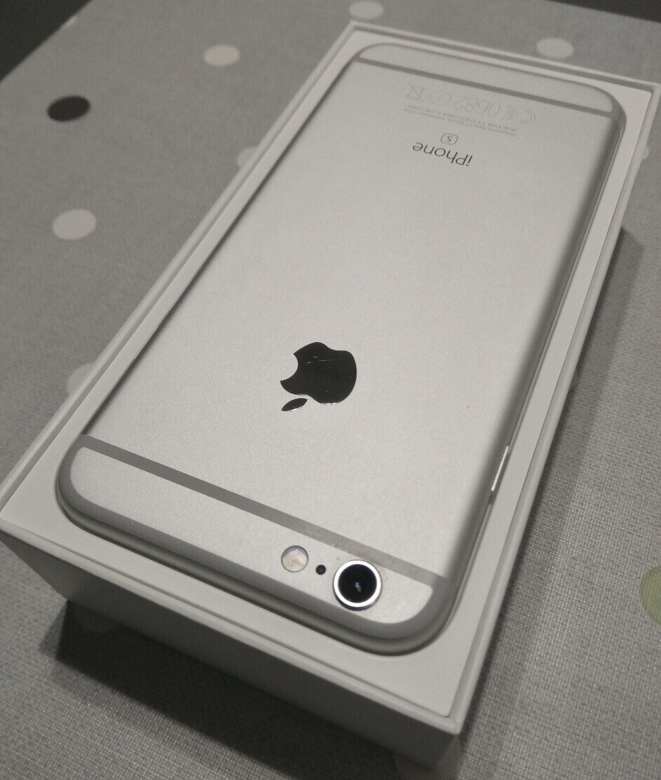 iPhone 6S 16ГБ Silver