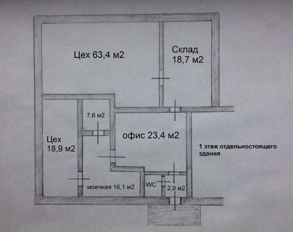 Аренда помещения под кухню Святошинский район Киев