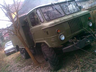 ГАЗ-66 (кунг)
