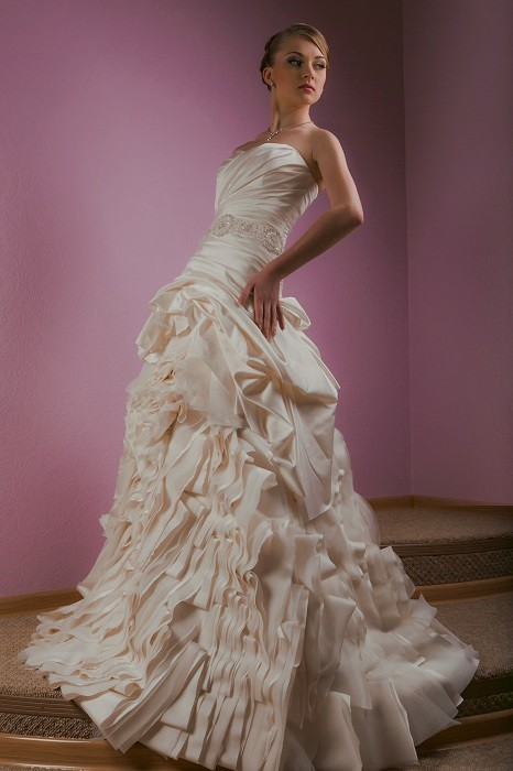 Свадебное платье. Свадебный салон Ассоль г. Киев