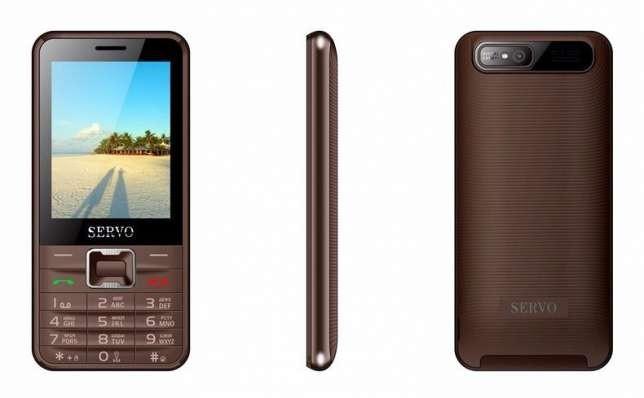 Уникальный Мобильный Телефон Servo V8100 2.8 inch на 4 СИМ-карты
