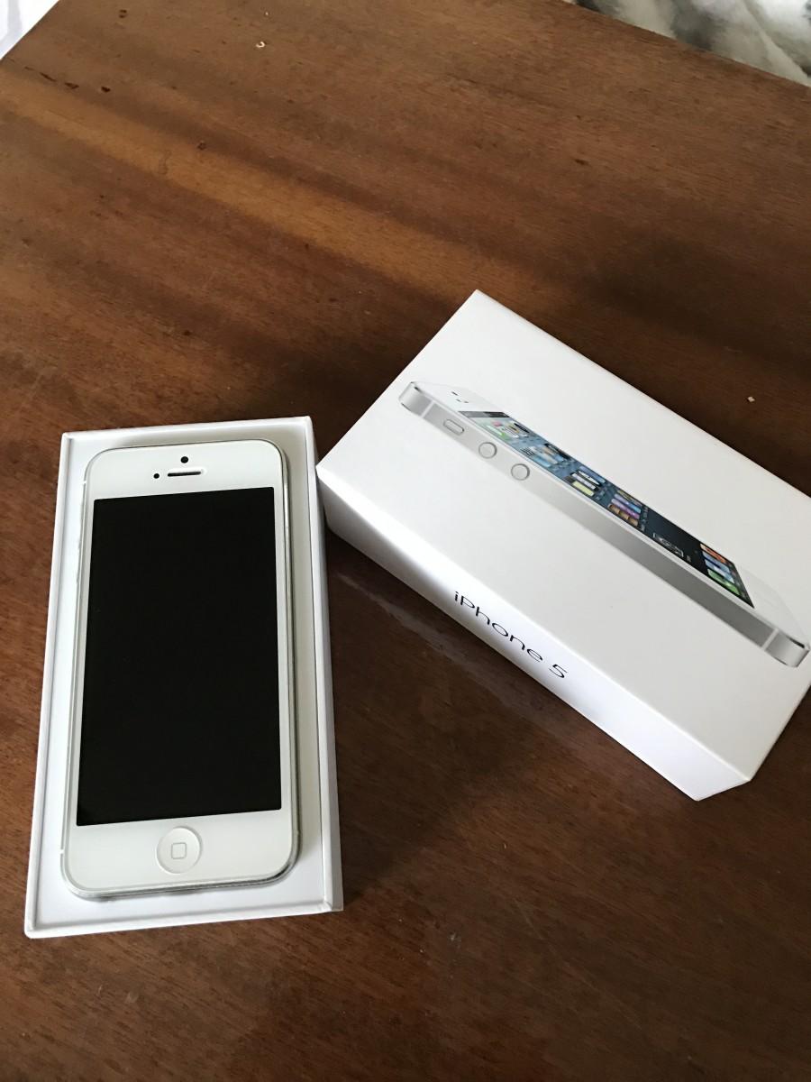 Продам Iphone 5 32gb Neverlock 3000грн