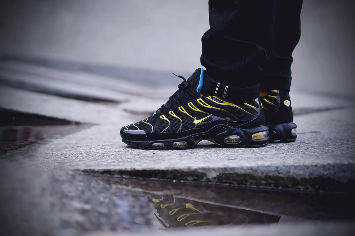 950823a0c5 nike air max tn yellow cab