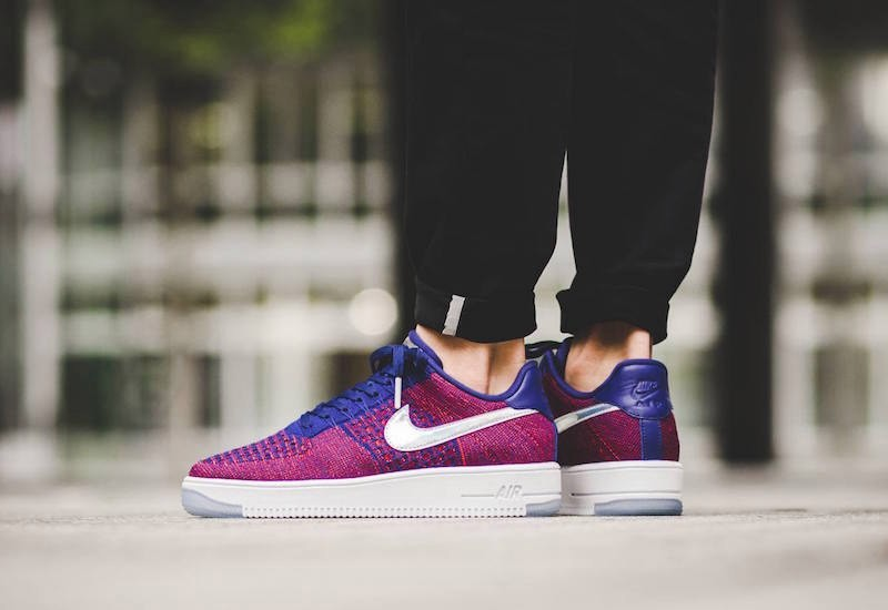 """NIKE AIR FORCE 1 ULTRA FLYKNIT LOW """"USA FAMILY"""""""