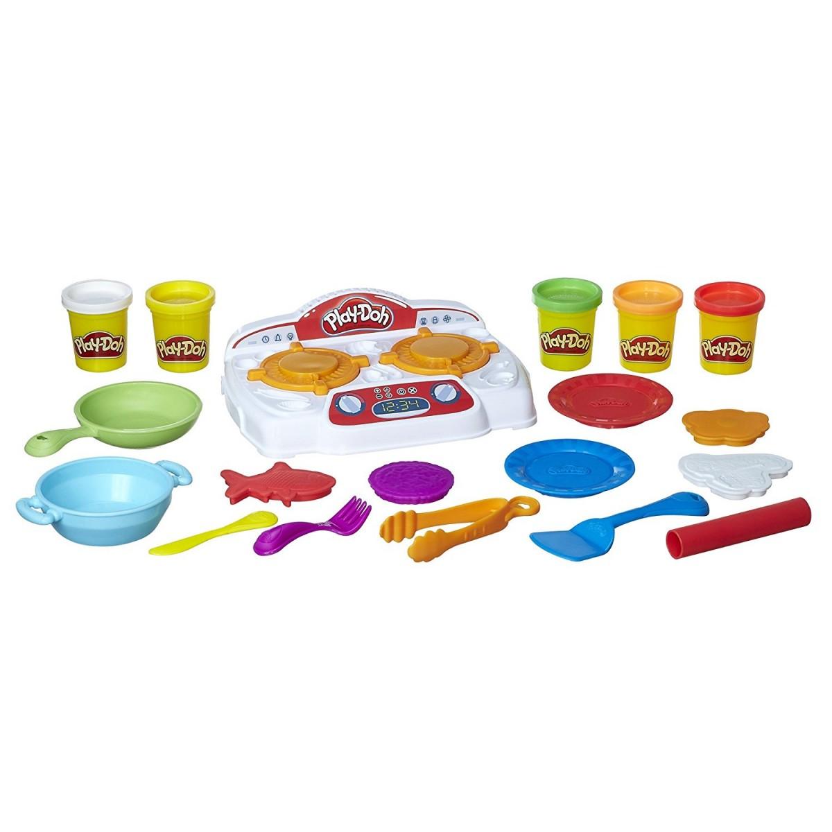 Плей До Игровой Набор Кухонная Плита play doh