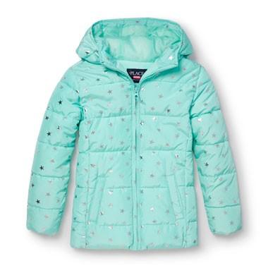 Куртка демисезонная Childrens Place на девочку 8-9 лет
