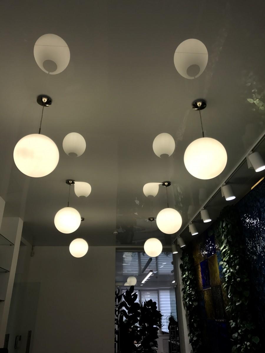 Лампы для офиса/дома ( шар/сфера )