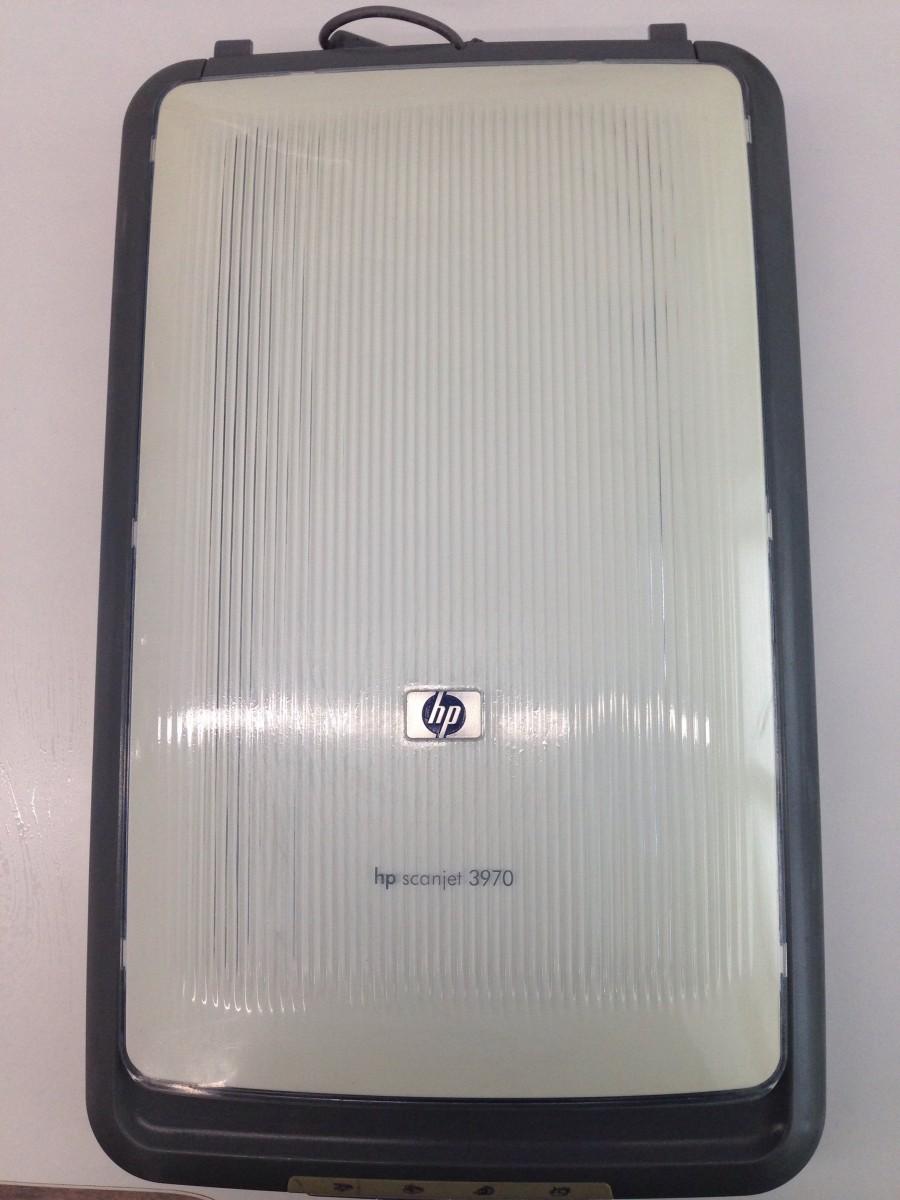 Подается сканер HP Scanjet 3970
