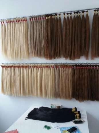 Продажа натуральных волос по оптовым и розничным ценам от поставщика