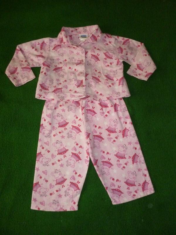 пижама на 12-18 мес