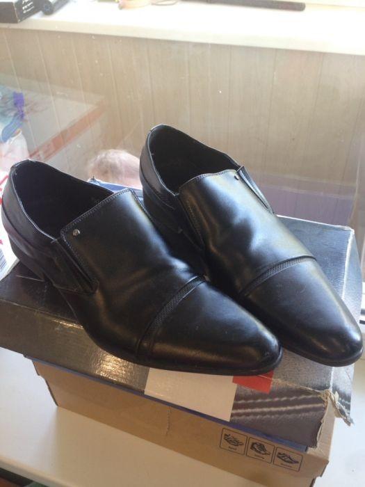 Мужские туфли Patriot line 45 р