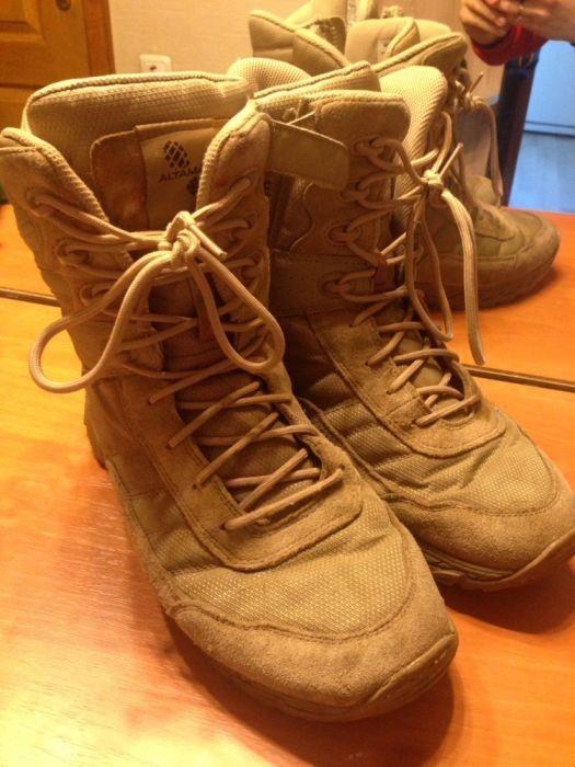 Ботинки Altama Vengeance SR, 43 размер