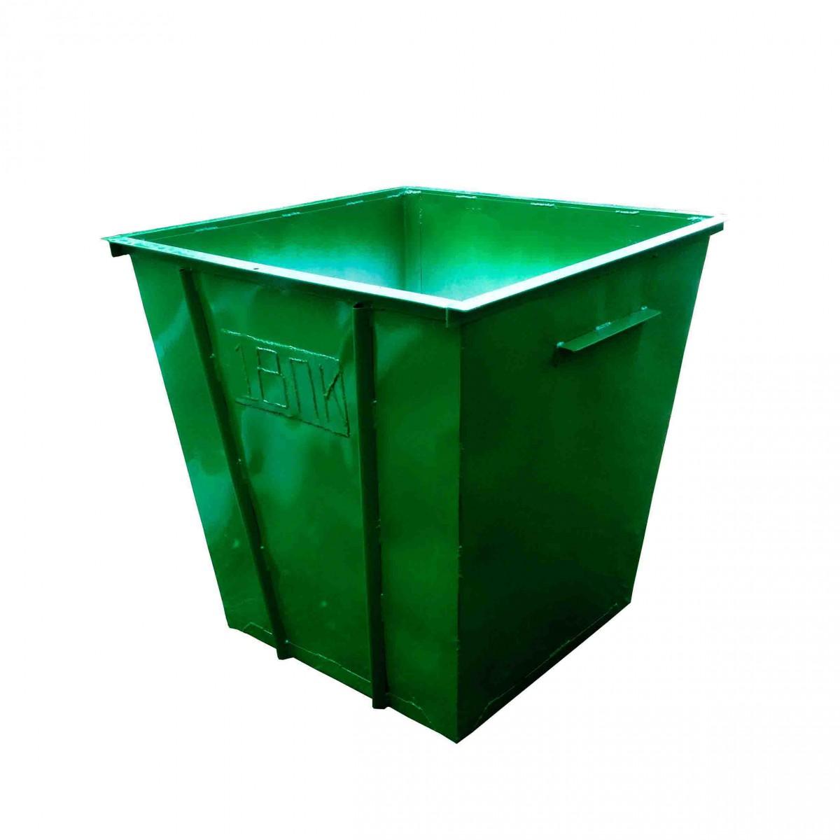 Продам мусорный бак стандартный толщиной 2,0 мм
