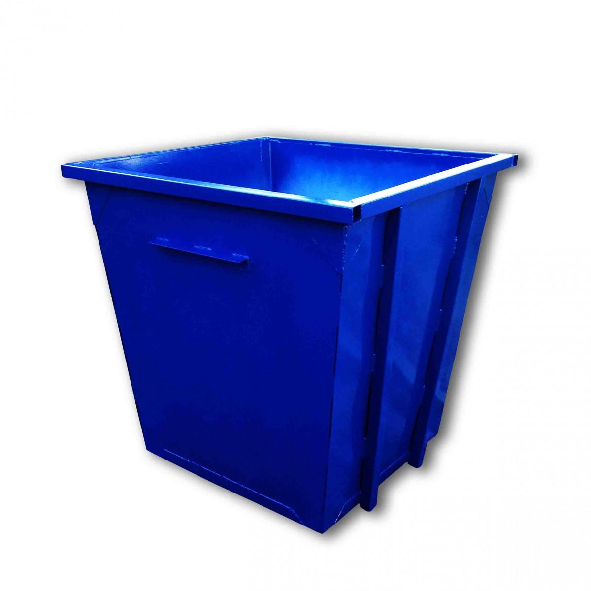 Продам мусорный бак, усиленный толщиной 2,0 мм