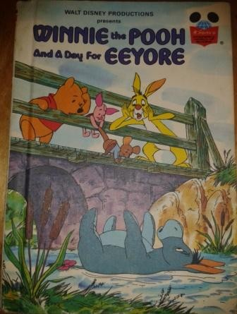 Английский для маленьких  Winnie the pooh and a day for Eeyore.