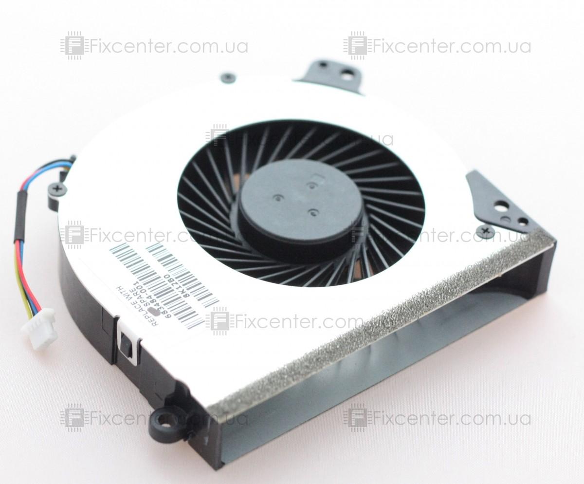Вентилятор (кулер) для ноутбука HP Probook 4540s, 4545s, 4740s Оригинал!