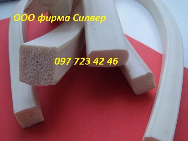 Шнур силиконовый пористый. Пористый силикон, резина