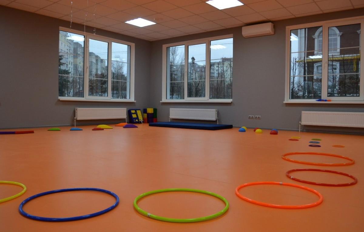 Залы для занятий фитнесом и танцами