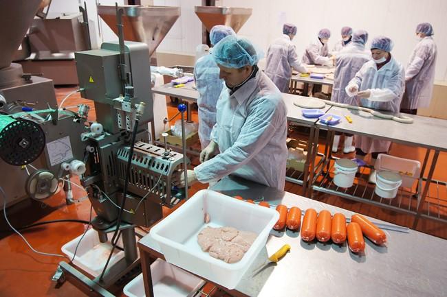 Работа в Польше упаковка мясных деликатесов