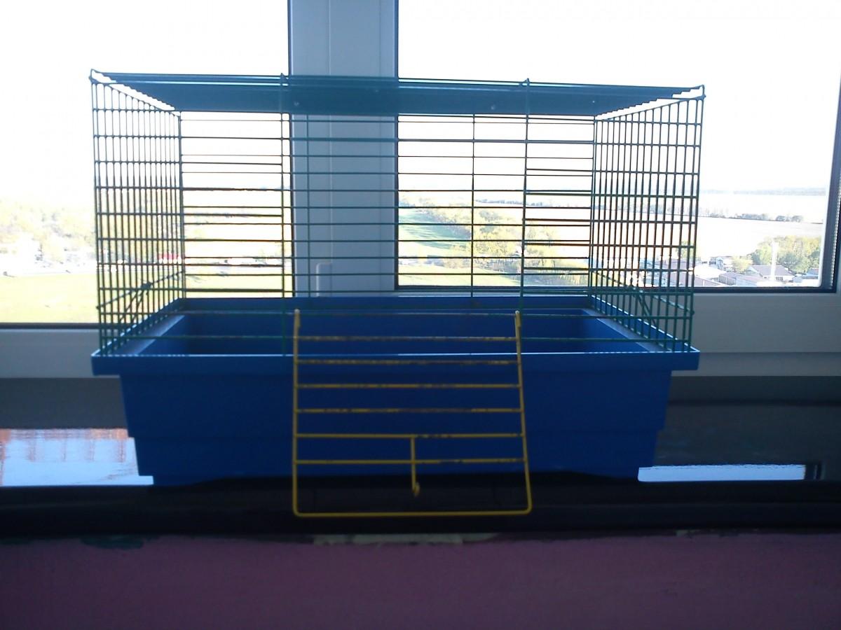 Продам клетку для морской свинки, кролика, хомяка