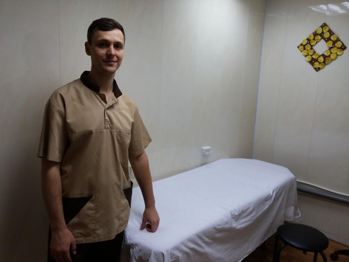 Лечение спины и остеохондроза – результат после первого сеанса