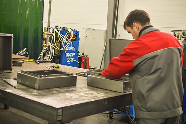 Работа в Польше производство металлических ящиков