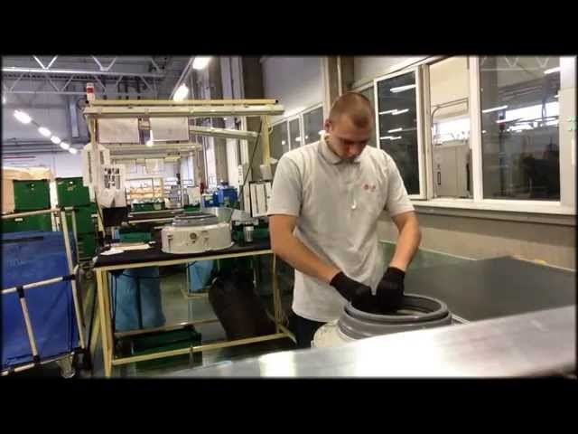Сборщик бытовой техники Indesit (официальная работа в Польше)