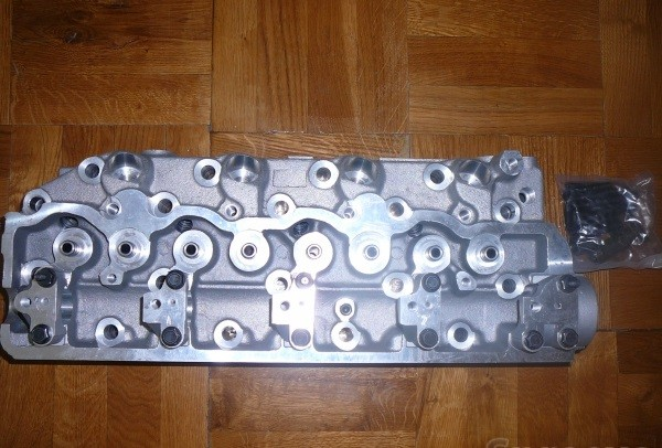 Головка блока 22100-42200 (4D56/4D56T/D4BA/D4BF/D4BH) Hyundai-KIA-Mitsubishi 2.5